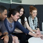 Salford Business School launches... by University of Salford Press Office