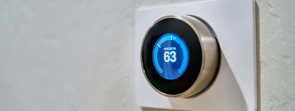 thermostat hvac commercial lease