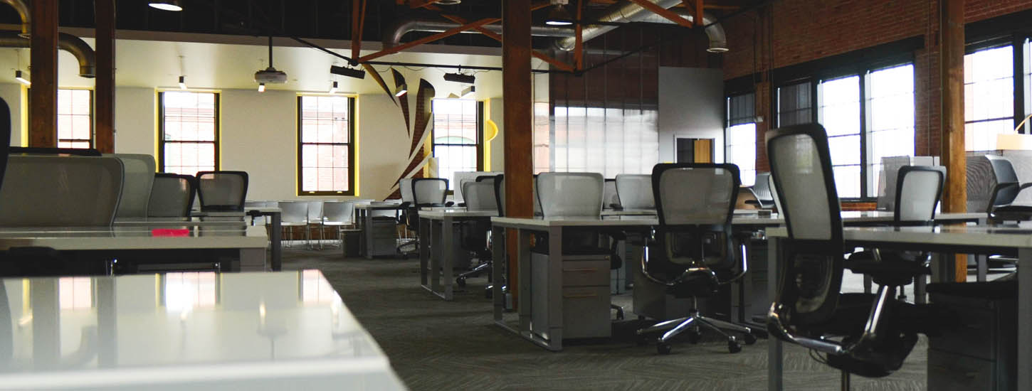 Office Space in a Post-COVID Workplace